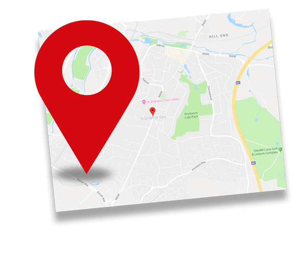 Droitwich branch opens